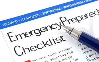 Emergency Preparedness & Handling of Personal Documents