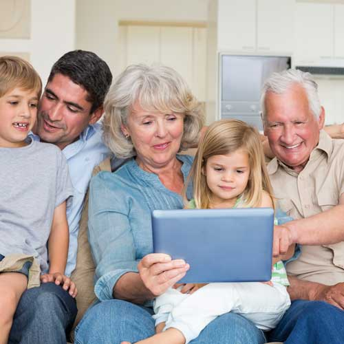 Today's Families Choosing Multigenerational Households
